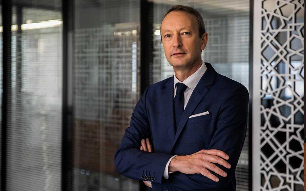IFZA DUBAI INSIGHTS WITH CEO MR. JOCHEN KNECHT