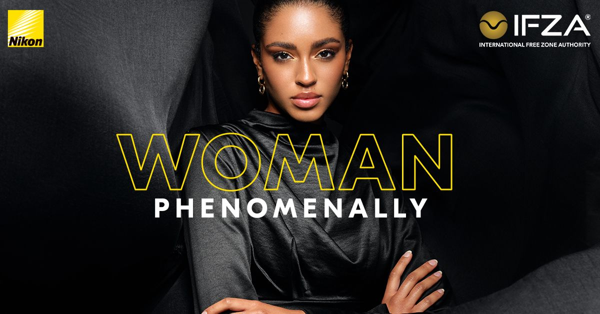 Woman Phenomenally | IFZA Dubai